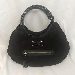 Kate Spade Vintage bag, brown suede